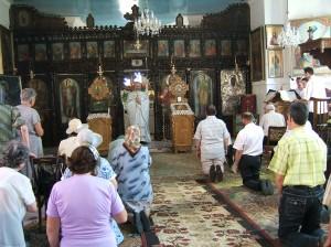pr Gh Stefan in biserica veche, Parascheva AA, 006