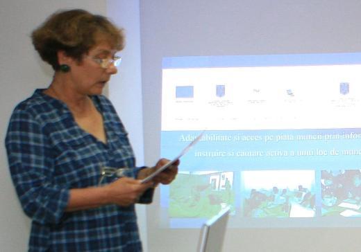 Maria Puscaciu   BRAILA CHIREI