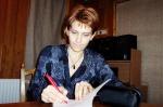 Ana Coman, 11 nov 2010 lansare vol doctorat la Biblio Br 100_0751