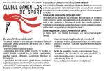 info Clubul Oamenilor de Sport