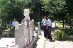 la cimitirul eroilor turci 1a june 2013