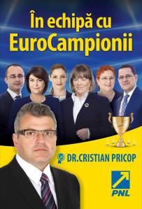 afis Cristian Pricop