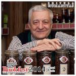 Dl Florescu, la Bookfest 2014