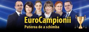 eurocampionii,  puterea de a schimba