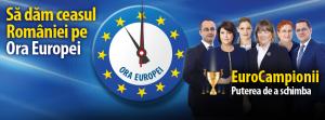 ora Europei, EuroCampionii PNL