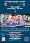 Afis Crosul Ziua Olimpica - 2014