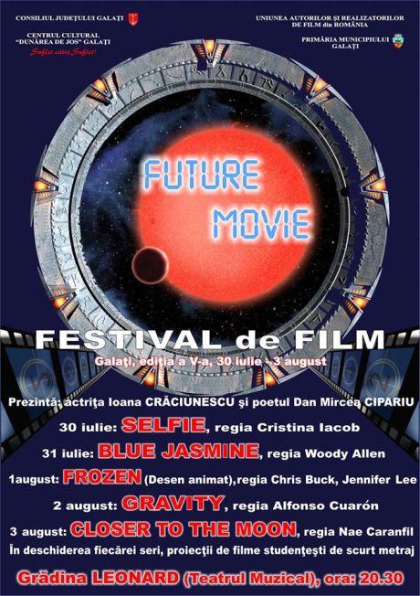 afis festival de film galati