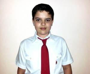 elev Banica, sc Mihai Viteazul