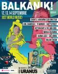 afis balcanik festival 2014 Uranus