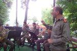 Muzica Militara a Garnizonei Braila  in Gradina Mare 2012