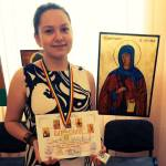 Andreea Gabriela Tudor, 4 sept 2014