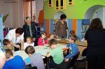 Gradinita Izvorasul la biblioteca, 17 iun 2014