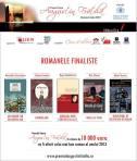 romane finaliste Premiul Augustin Fratila, ed III