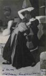 Lizica Codreanu - dansand in atelierul lui Brancusi