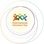 logo International Volunteer Day