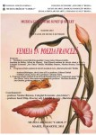 afis femeia in poezia franceza