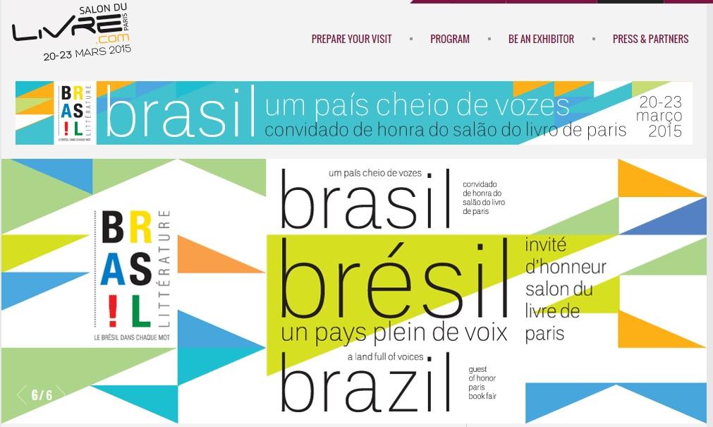 Salon du livre paris 2015 braila chirei - Salon du livre brive 2015 ...