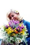 Lia Faur, flori