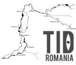 harta TID 2015 Romania