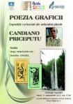 Afis expozitie Candiano
