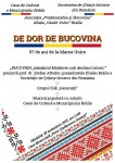 Afis Dor de Bucovina