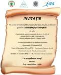 Itinerarii culturale, invitatie