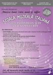 afis Sc muzicala italiana