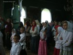 lipoveni in biserica