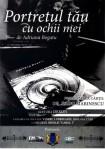afis carte Adriana Bogatu, la muzeu