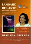 afis lansare V Balaban