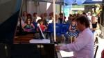 Horia Mihail, turneu Pianul calator 2012