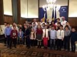 Tineri programatori la Palatul Victoria