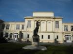ACADEMIA ROMANA (statuia zeitei Athena)