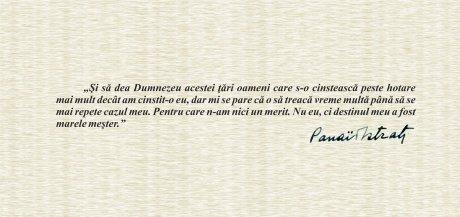citat Istrati