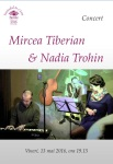 afis Tiberian la Festivalul C Arte 2016 mai