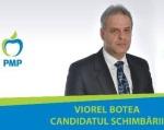 Viorel Botea, afis electoral
