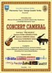 afis concert Lyra 22 iun