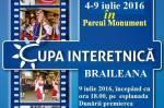 afis Cupa interetnica braileana 2016