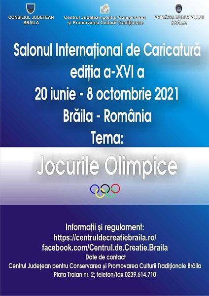 Salonul internațional de caricatură (Brăila)