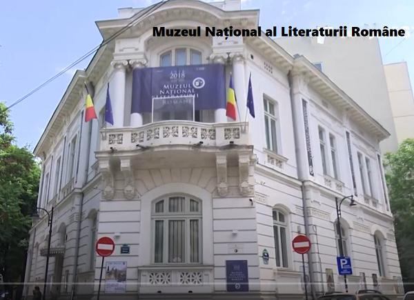Muzeul Național al Literaturii Române din București